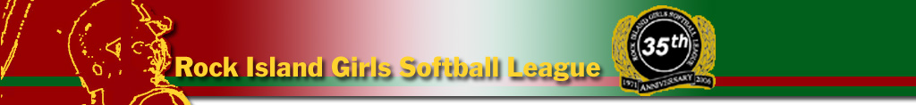 Rock Island Girls Softball